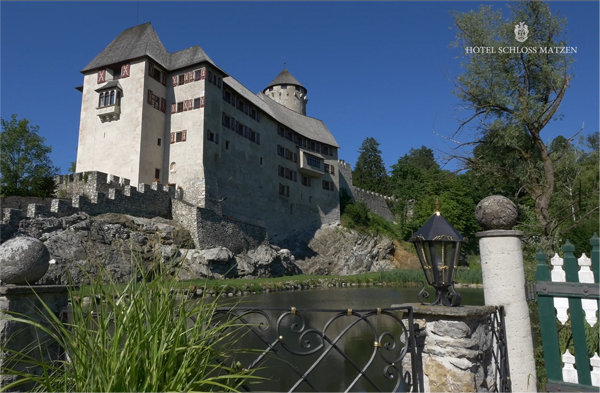 Hotel Schloss Matzen